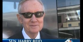 Harry Reid Throws Down The Gauntlet On Bundy Ranch Terrorists (Video)