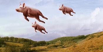 Look, Flying Pigs! GOP Guv Asks Boehner To Extend UI Benefits