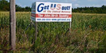 Oklahoma Governor Sides With John Birchers On Minimum Wage