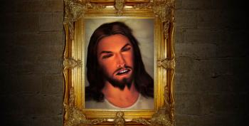 Unfortunate Son: Jesus Sings To The GOP