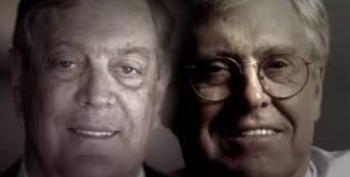 Oligarchy Defined: Koch Brothers Worth $100 Billion, Buy GOP For Just $412 Million