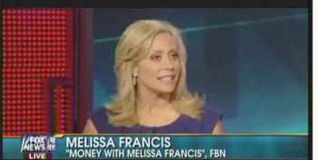 Fox News' Melissa Francis: Gender Wage Gap Keeps Women Employed