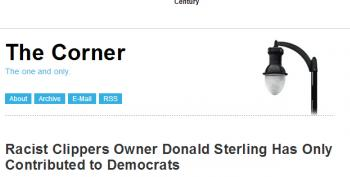 The NRO Embarasses Itself: Donald Sterling Is Not A Democrat
