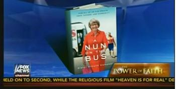 Sean Hannity Calls Nun A 'Communist' For  Speaking Out Against Paul Ryan's Budget