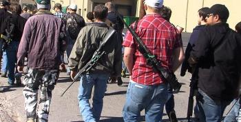 Open Carry Texas Terrorizes Concerned 911 Callers, Threatens To Release Their Private Info (Video)