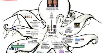 Pity The Poor Billionaires: Charles Koch Edition