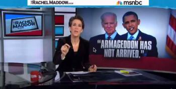 Maddow: Obamacare 'Armageddon' For Republicans In November Midterms (Video)
