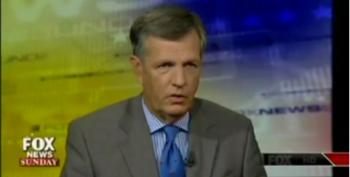 Brit Hume Thinks Eric Holder Is A Big Crybaby