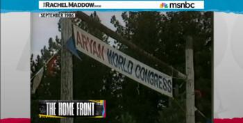 Maddow: Why Aren't Domestic Terrorists Cause For Concern?
