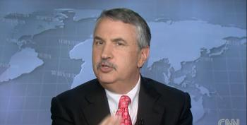 Tom Friedman Hopes Putin Turns Off Ukraine's Gas To Promote Green Energy Discussions. Huh?