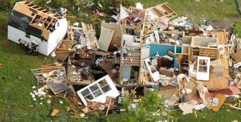 Rescuers Search For US Tornado Victims