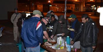 They Fed Homeless People, So Florida Fined Them $746 For Their Crime (Video)