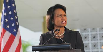 Queen Of Embassy Attacks Condi Rice Has 'Questions' About Benghazi
