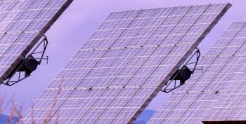 White House Finally Gets Its Solar Panels… Again (VIDEO)