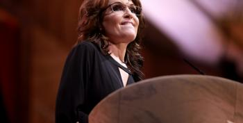 Sarah Palin Believes Hillary Will Turn Anti-Choice Once She's A Grandma