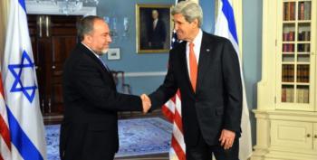 Israeli Spying On US At 'Alarming Level'