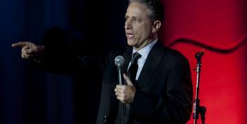 Jon Stewart Makes Tim Geithner Squirm Through Extended Interview