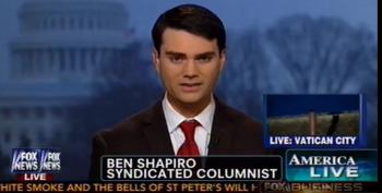 Learning Debate Techniques From Ben Shapiro