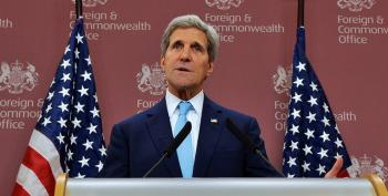 Syrian Presidential Election A 'fraud On Democracy,' Kerry Says