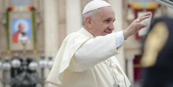Pope Blasts Planet-Killing Conservatives: 'If We Destroy Nature, Nature Will Destroy Us' (Video)