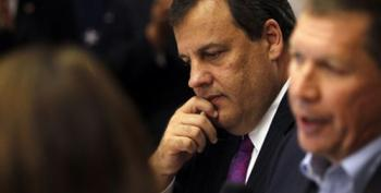 For Christie, Jersey's Economic Woes May Be Biggest Roadblock To White House