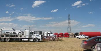 Fracking Colorado: Front Range Oil & Gas Fields Emitting 3 Times More Methane Than Previously Reported