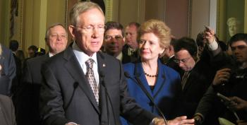 Harry Reid: Koch Bros Are 'Main Causes' Of Climate Change
