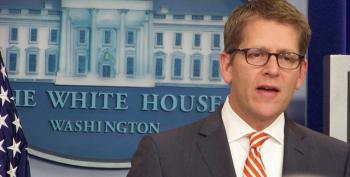 Carney Derangement Syndrome Strikes Again: Ron Fournier Calls Jay Carney 'Baghdad Bob'