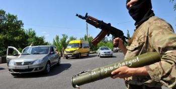 Ukraine Says Russian Troops Move Back From Border
