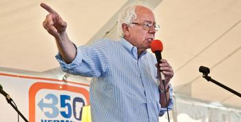 Bernie Sanders Shames GOP: Living In Poverty, That's Not What This Country Should Be About (Video)