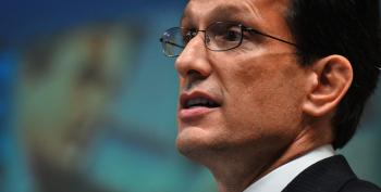 Eric Cantor Booed, Heckled By Tea Partiers In His Home District