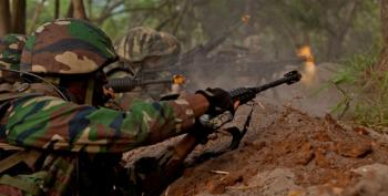 Thailand's Army Invokes Martial Law: Military TV