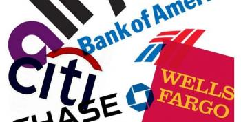 Bankers Relieved At Tea Party Failures