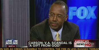 Ben Carson Calls Veterans Administration Scandal A 'Gift From God'
