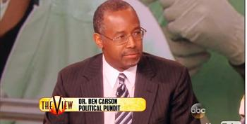 Welfare Recipient Ben Carson Deserved His Welfare But Nobody Else Deserves Theirs