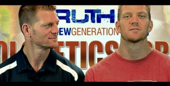 Hateful Christian Bigots Claim HGTV 'Got Bullied' Over Cancelled Show (Video)