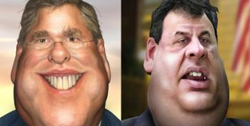 Christie Or Bush? Key Republican Donors Question Who To Support In 2016, Report Says