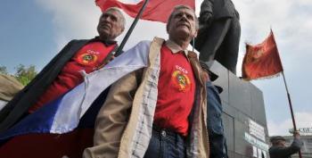 Ukraine Brings Back Draft As Rebellion Spreads, Threatens Split