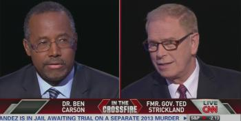 Ted Strickland Calls Out Ben Carson For Divisive Remarks Comparing America To Nazi Germany