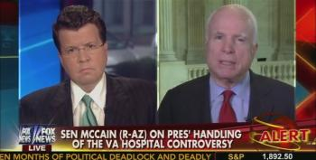 McCain Upset He Wasn't Taken Seriously In 2008 For Wanting To Give Vets 'Flexibility' With Health Care