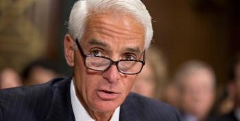 Charlie Crist Says Anti-Obama Racism Him Drove Him From GOP