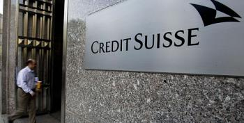 Credit Suisse Guilty On US Felony Charge, Pays $2.6 Bn