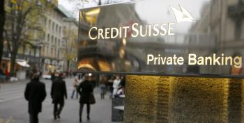 Credit Suisse To Pay $2.5B For Abetting Tax Evasion