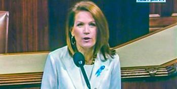 Bachmann Fearmongers About 'Eugenics' To Oppose The National Women's History Museum