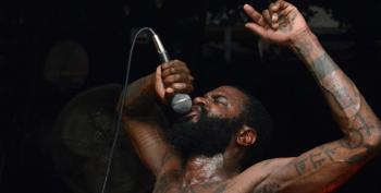 C&L's Late Nite Music Club With Death Grips