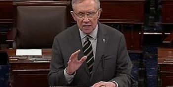 Harry Reid Calls Out Washington Redskins Owner: 'A Tradition Of Racism'