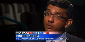 Dinesh D'Souza Loses Dismissal Motion, Will Be Tried For Campaign Finance Violations
