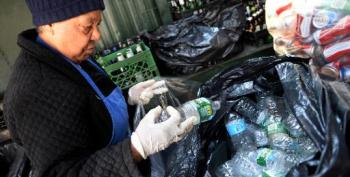 'Canners' Live Off Detritus Of New York