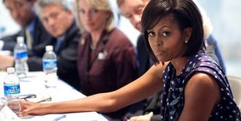 House Republicans Hate Michelle Obama More Than They Love Kids