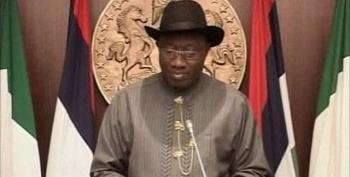 Schoolgirls Kidnap 'Beginning Of The End Of Terror In Nigeria': Jonathan